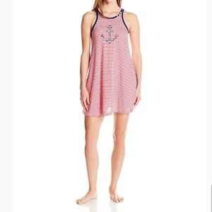 Jane & Bleecker swing dress with anchor NEW LARGE